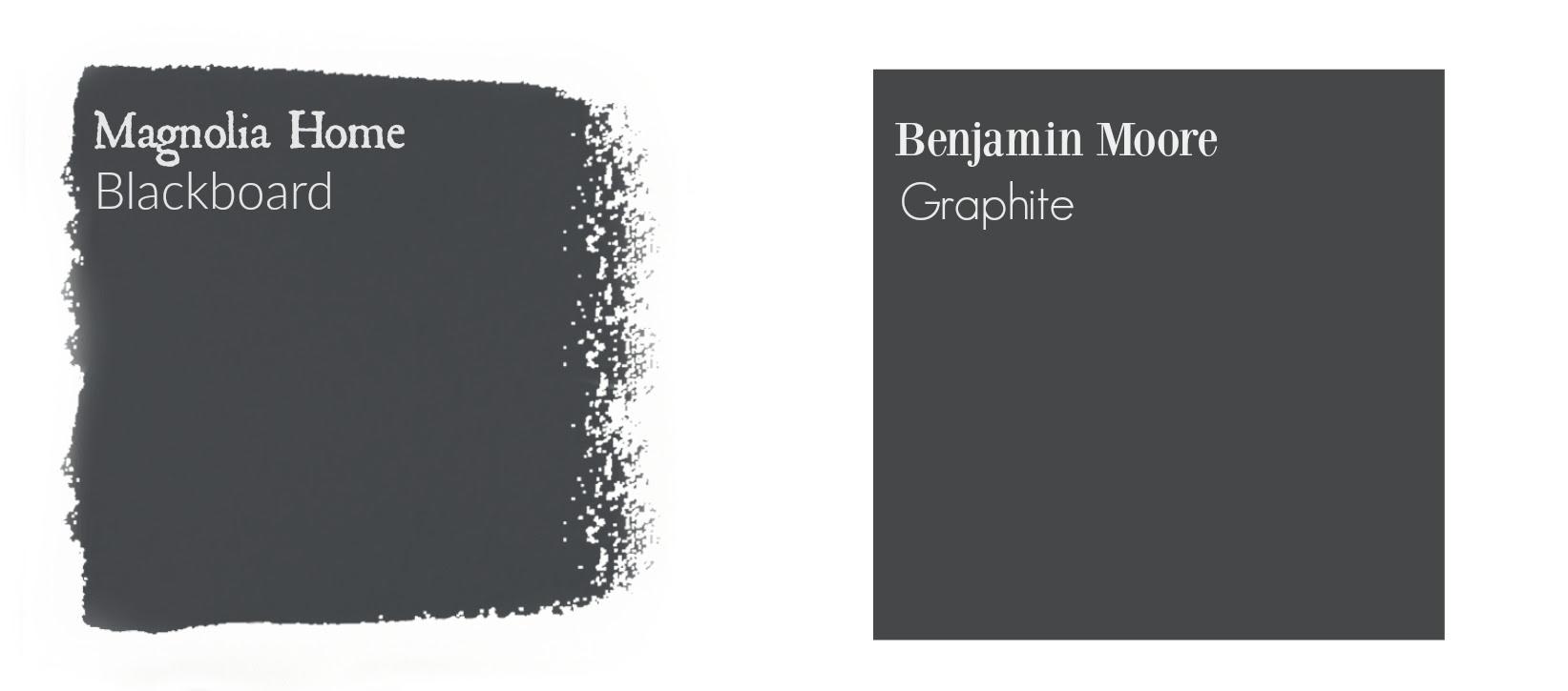 Blackboard Color Match