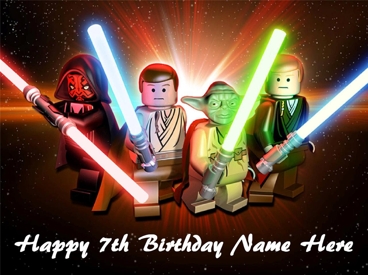Lego Star Wars Edible Cake Toppers Wwwtopsimagescom