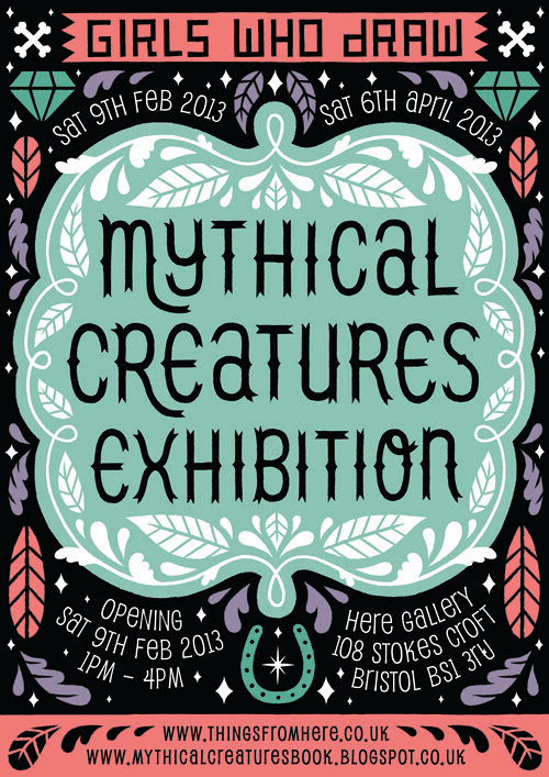 Mythical Creatures Exhibition