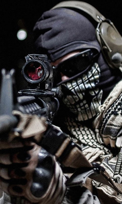 Download Call Of Duty Ghost Wallpapers
