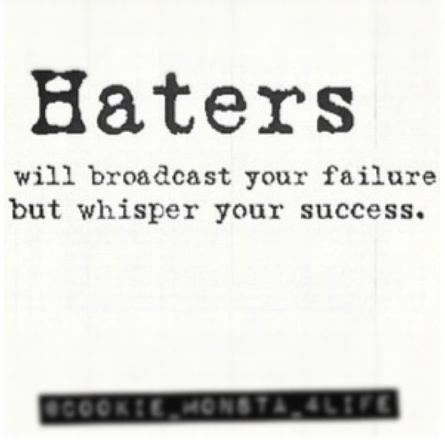 Quotes About Haters Motivation 25 Quotes
