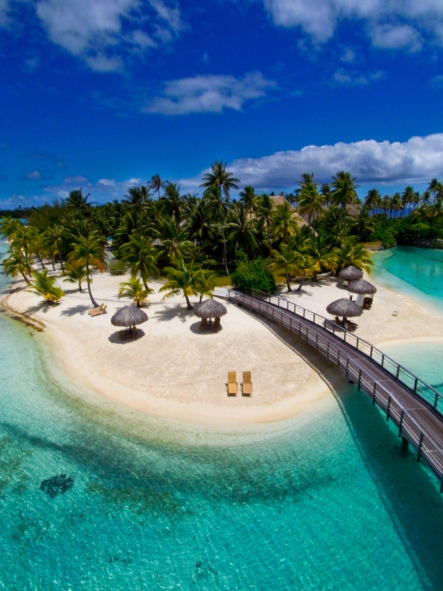 Bora Bora, French Polynesia   Beautiful Places to Visit