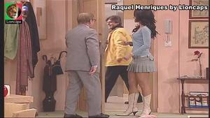 Raquel Henriques sensual na serie Camilo em Sarilhos