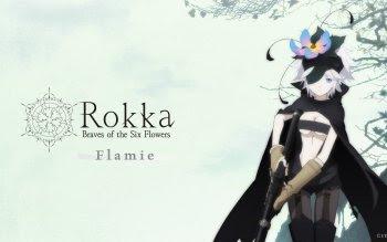 Rokka No Yuusha Fremy Wallpaper
