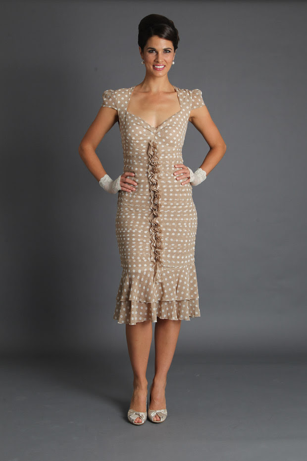 mother of bride dress for country wedding