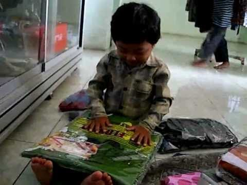 Binbin Belajar Membaca