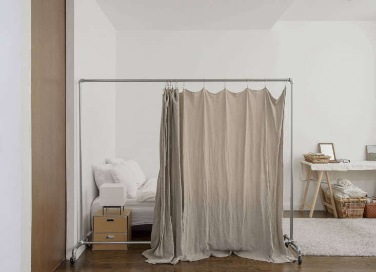 Small Space Ideas To Steal 7 Clever Twists On Room Dividers Remodelista