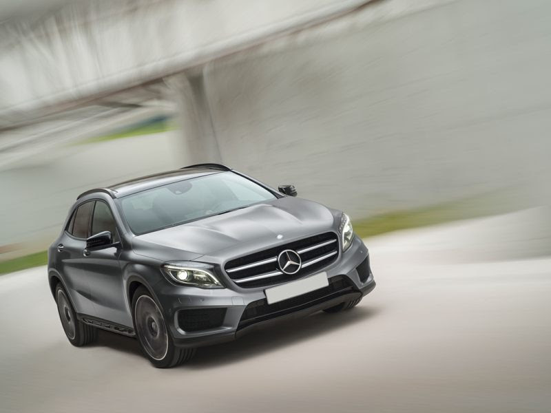 2017 Mercedes-Benz GLA 250 Reviews, Specs and Prices ...