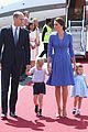 kate middleton prince william touch down in germany with george charlotte 02