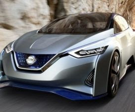2018 Nissan IDS Concept. Release Date, Price, Specs