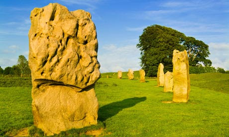 Avebury in Wiltshire, England … 'a place for introspection and assessment