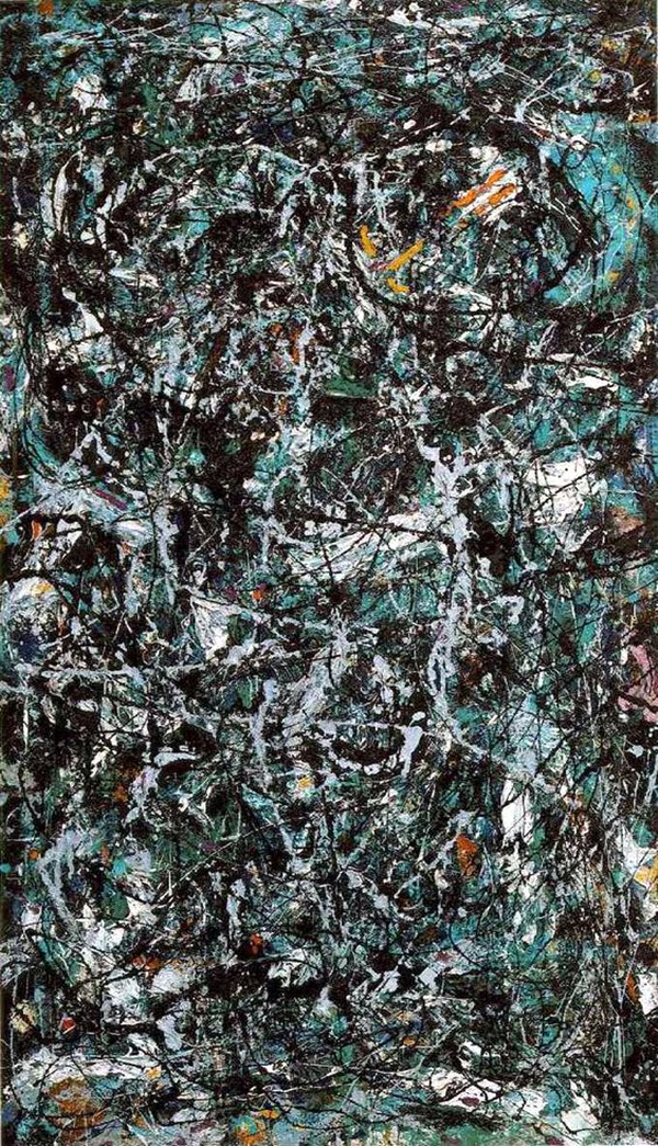 Beautiful Examples of Abstract Expressionism Art Works (10)