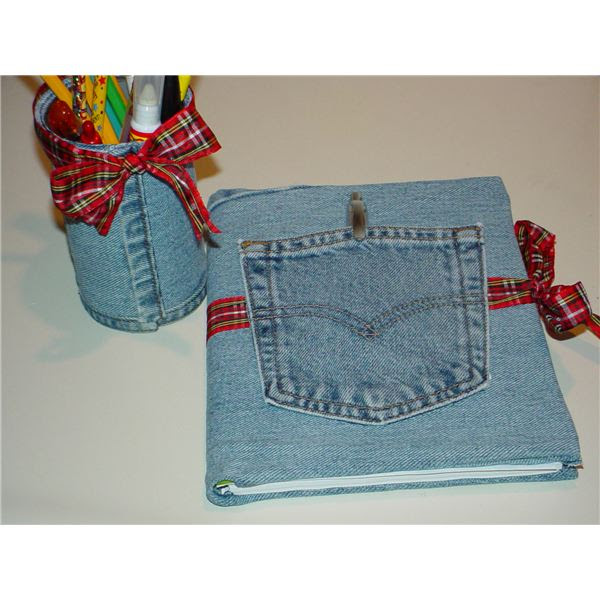 Inventive Ways To Repurpose Denim Shirt Material