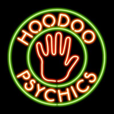 Hoodoo Psychics Logo