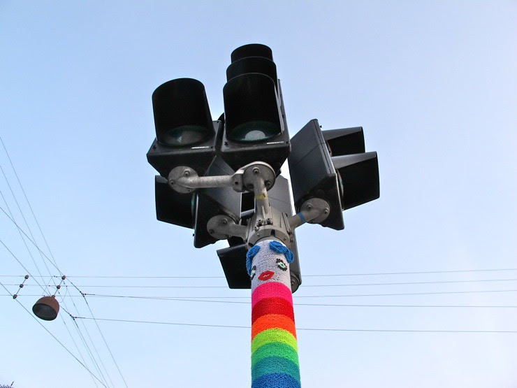 Regnbuebanden / The rainbow gang