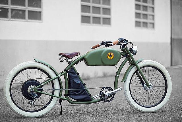 Τα ωραιότερα ηλεκτρικά ποδήλατα σε στυλ vintage