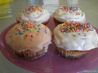 Cupcakes alla Vaniglia Misya