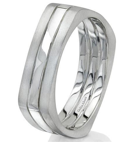 Gelin Abaci Amore Men's Wedding Band #B 174   Diamond