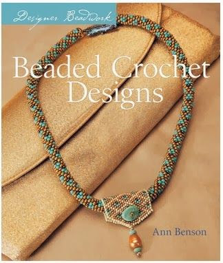 In Beaded Crochet Designs,Ann Benson helps readers explore the beauty and versatility of this unique combination of techniques. Using some o...