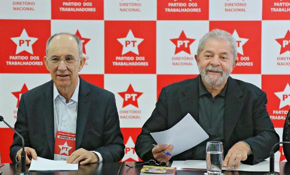 Luiz Inácio participa de encontro, ao lado de três governadores e do prefeito Haddad (SP). Foto: Ricardo Stuckert/ Instituto Lula