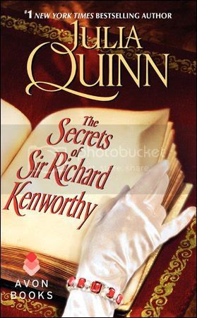 The Secrets of Sir Richard Kenworthy Cover