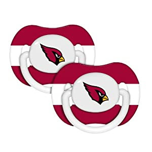 NFL Arizona Cardinals Baby Fanatic 2-Pack