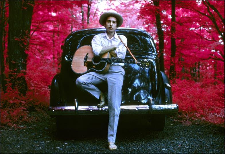 En octubre de 2004, en su casa de Byrdcliffe, N. Y. Foto: Archivo