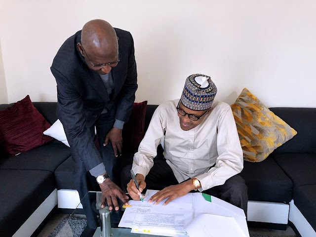 PDP Tackles Buhari Over Signing Of Bill In UK #wanitaxigo