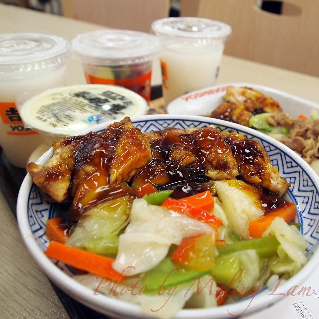 shanghai world expo food 上海世博美食 吉野家 雞飯