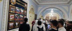 ЧЕЧНЯ. В Мемориальном комплексе Славы прошла благотворительная экскурсия для студентов