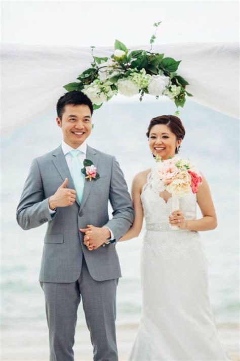 Groom Beach Wedding Attire