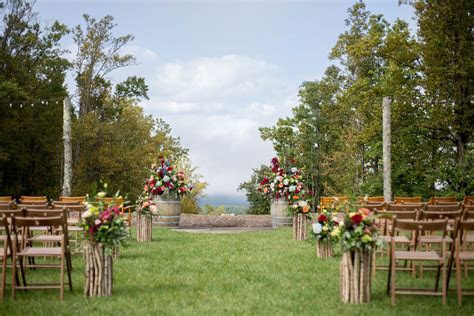 A Perfect Blue Ridge Mountain Wedding ? Luxe Mountain
