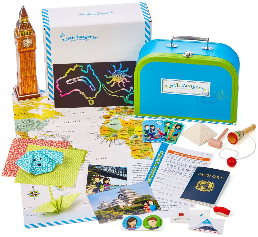 Little Passports - World Edition