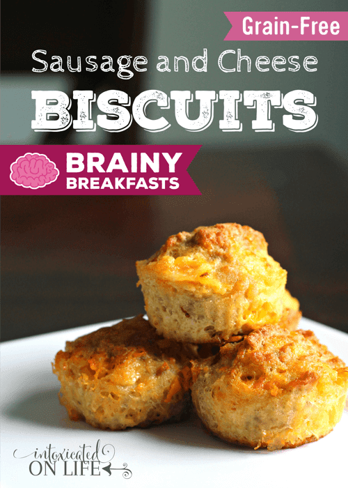 Sausage and Cheese Biscuits by Intoxicated on Life