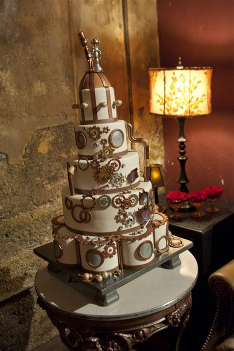 unique wedding cake ideas 9   WeddingElation
