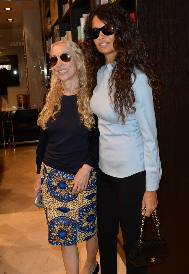4 Franca Sozzani and Afef