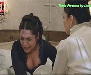 Thais Fersoza sensual na novela Escrava Mãe