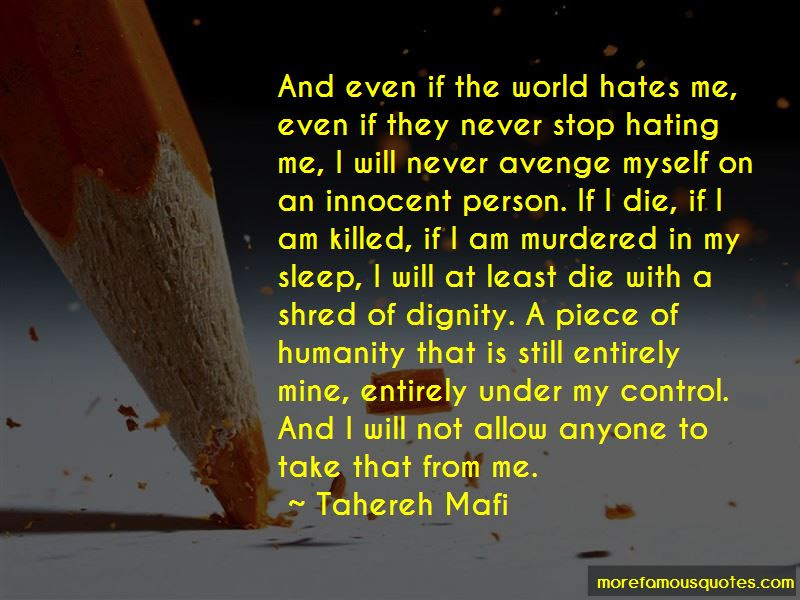 Stop Hating Me Quotes Top 37 Quotes About Stop Hating Me From