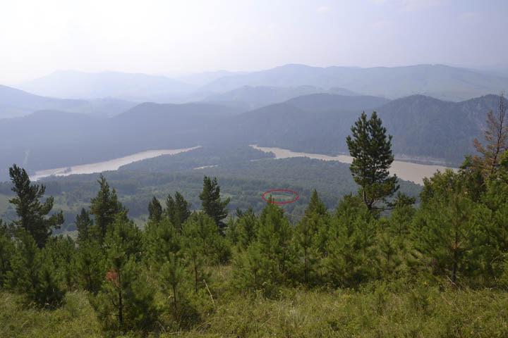 Chultukov Log 9, Altai