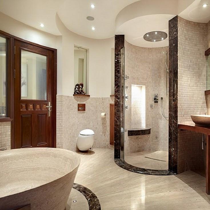50 Gorgeous Master Bathroom Ideas That Will Mesmerize You Maison Valentina Blog