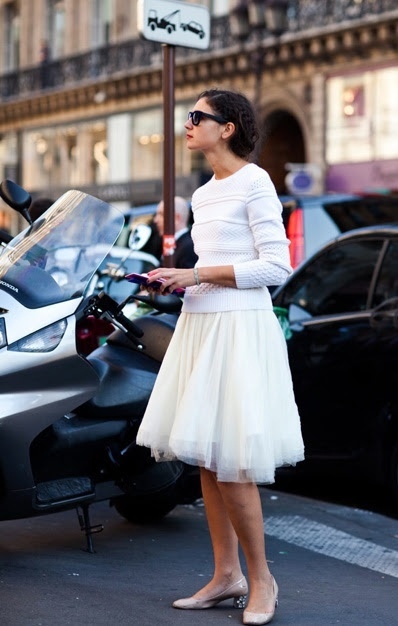 27 of the best white on white ensembles