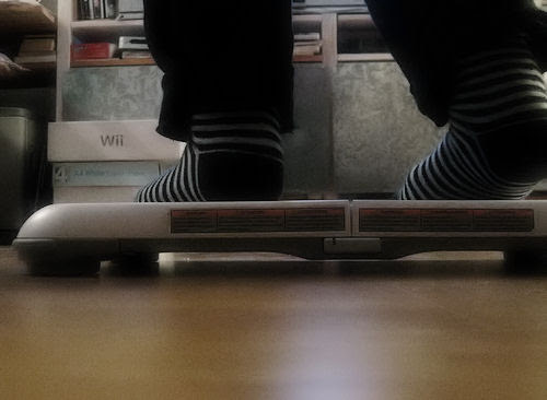 365-18 :: wii fit plus