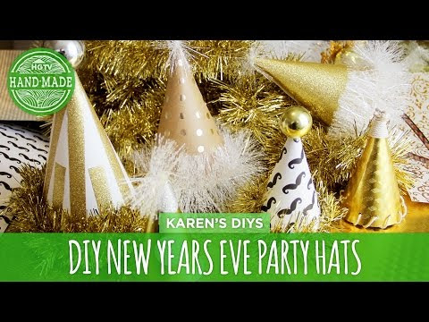 My Favorite DIYs Right Now: New Years Eve Video Edition