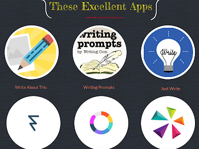 Some Good iPad Apps to Help Students Overcome Writer's Block