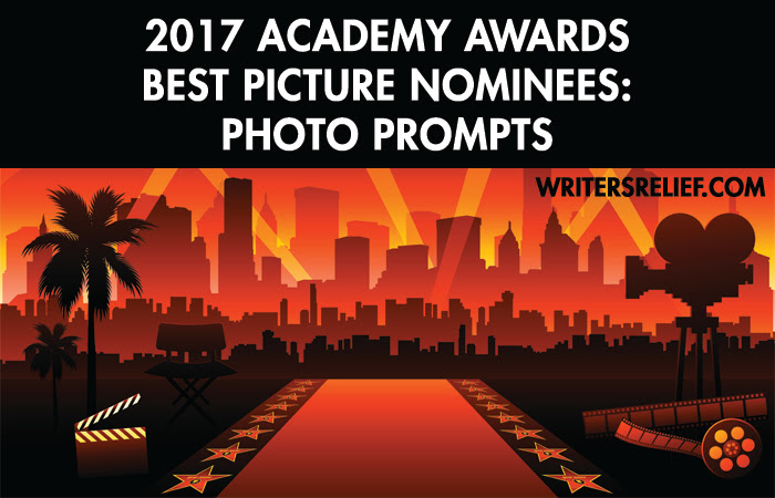 2017 Academy Awards Best Picture Nominees: Photo Prompts ...