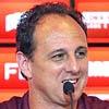 Rogério Ceni é apresentado como técnico do Tricolor