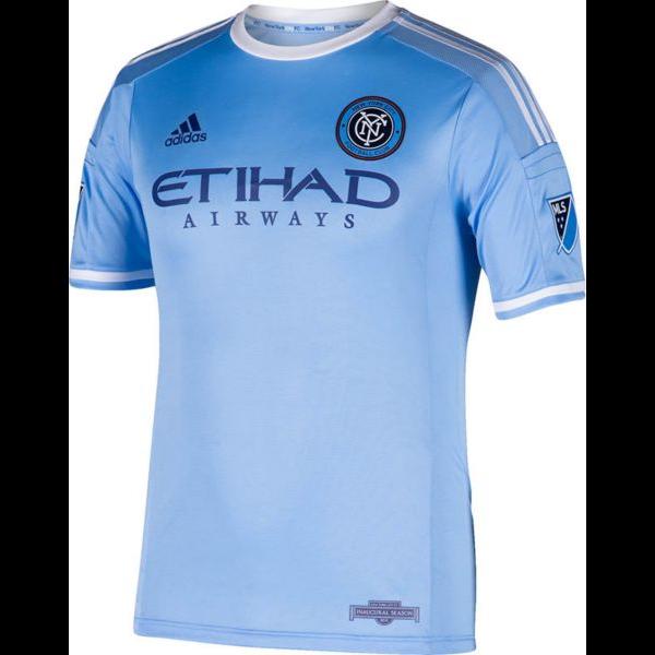 Camiseta New York City FC adidas 2015 - Marca de Gol