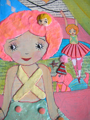 Lulu's Carnival Upclose!