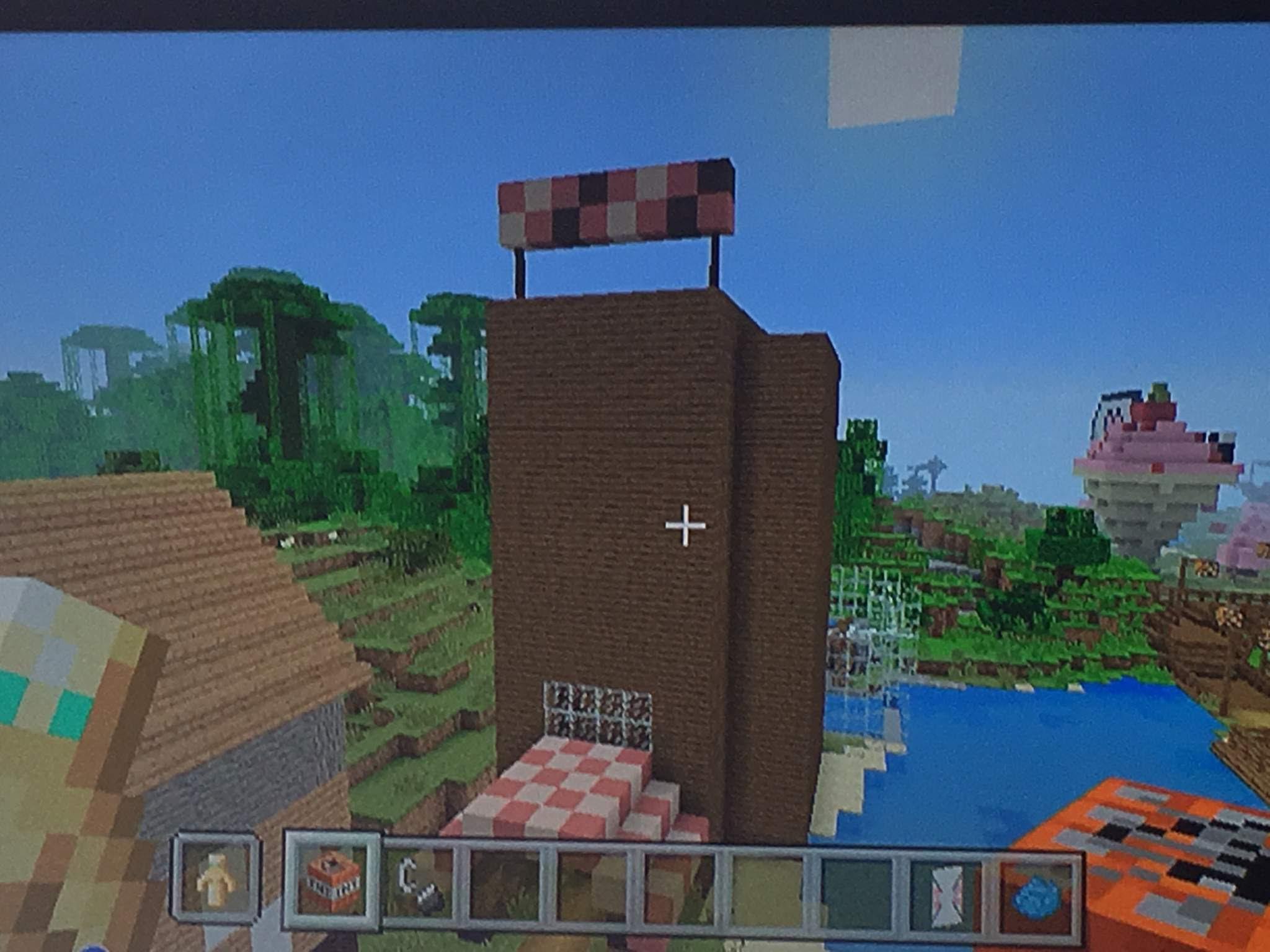 Kawaii House Addition To My Kawaii World Minecraft Amino