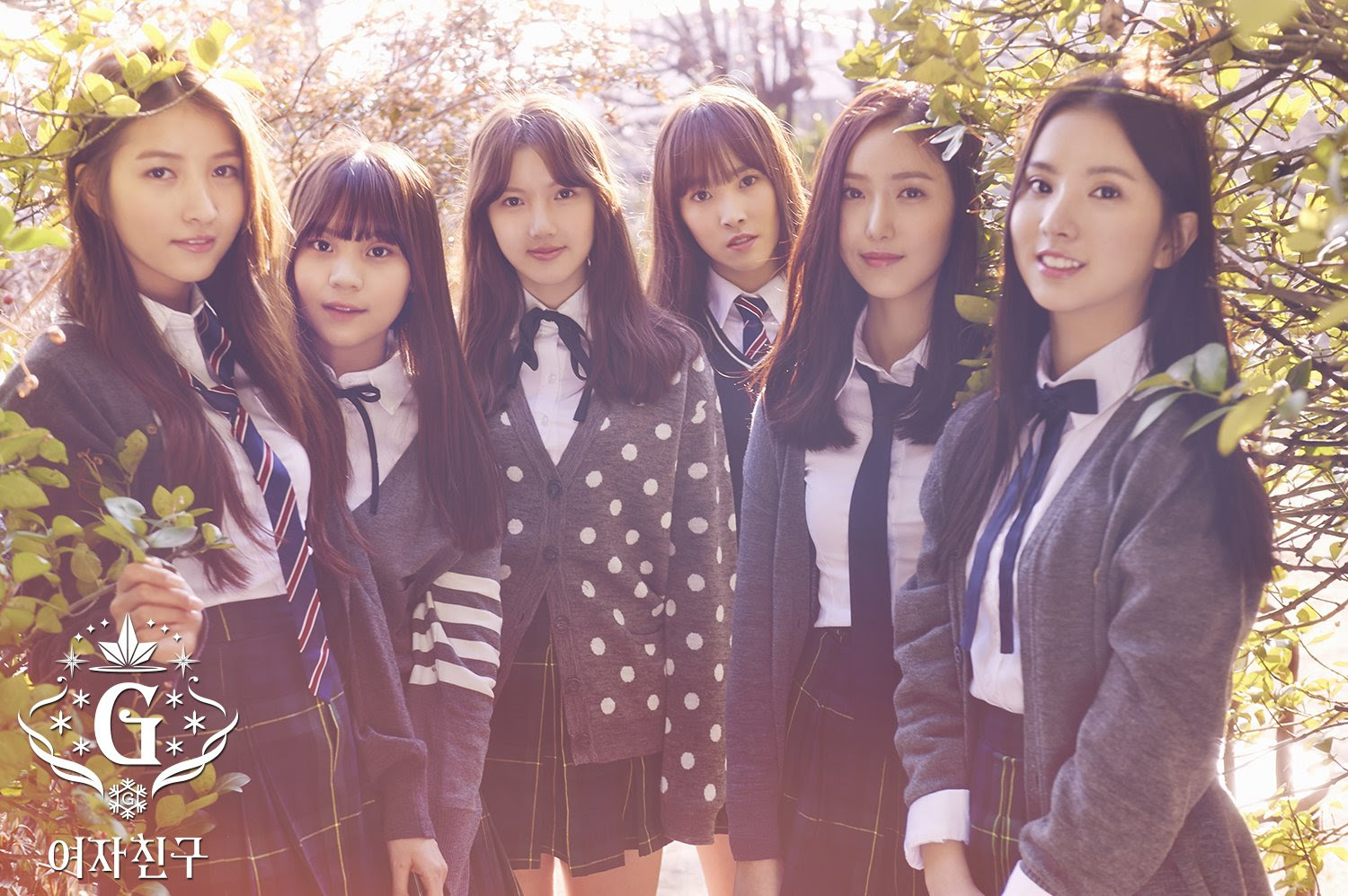 Image result for gfriend 2016